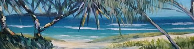 LC Acrylic seascapes